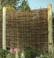Natur-Sichtschutz Haselnuss 180 x 180 cm